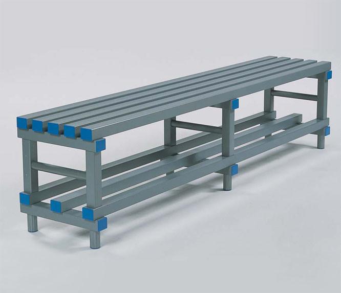 Mocna ławka do szatni, szkoły 150 cm 7651296830 Allegro.pl