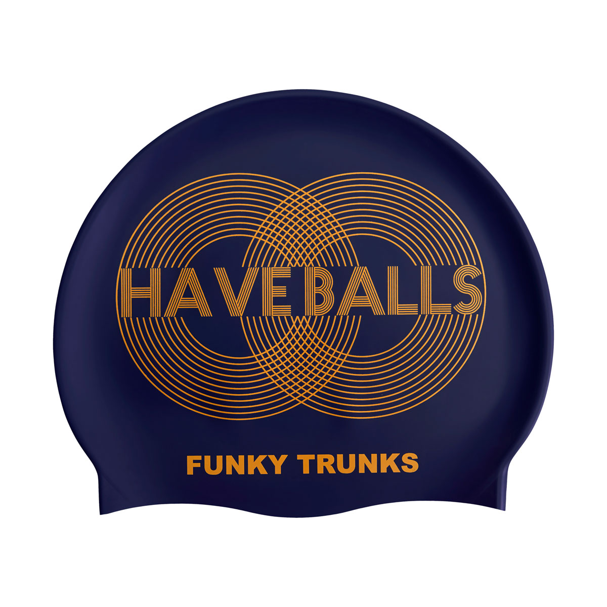 Funky Trunks czepek Golden Balls