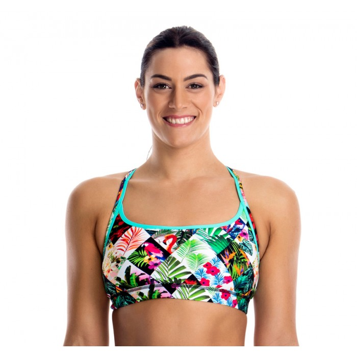 FUNKITA KOSTIUM JUNGLE JAM TOP