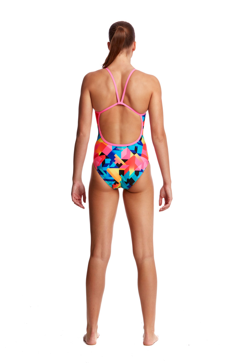 Funkita kostium Colour Burst Girl