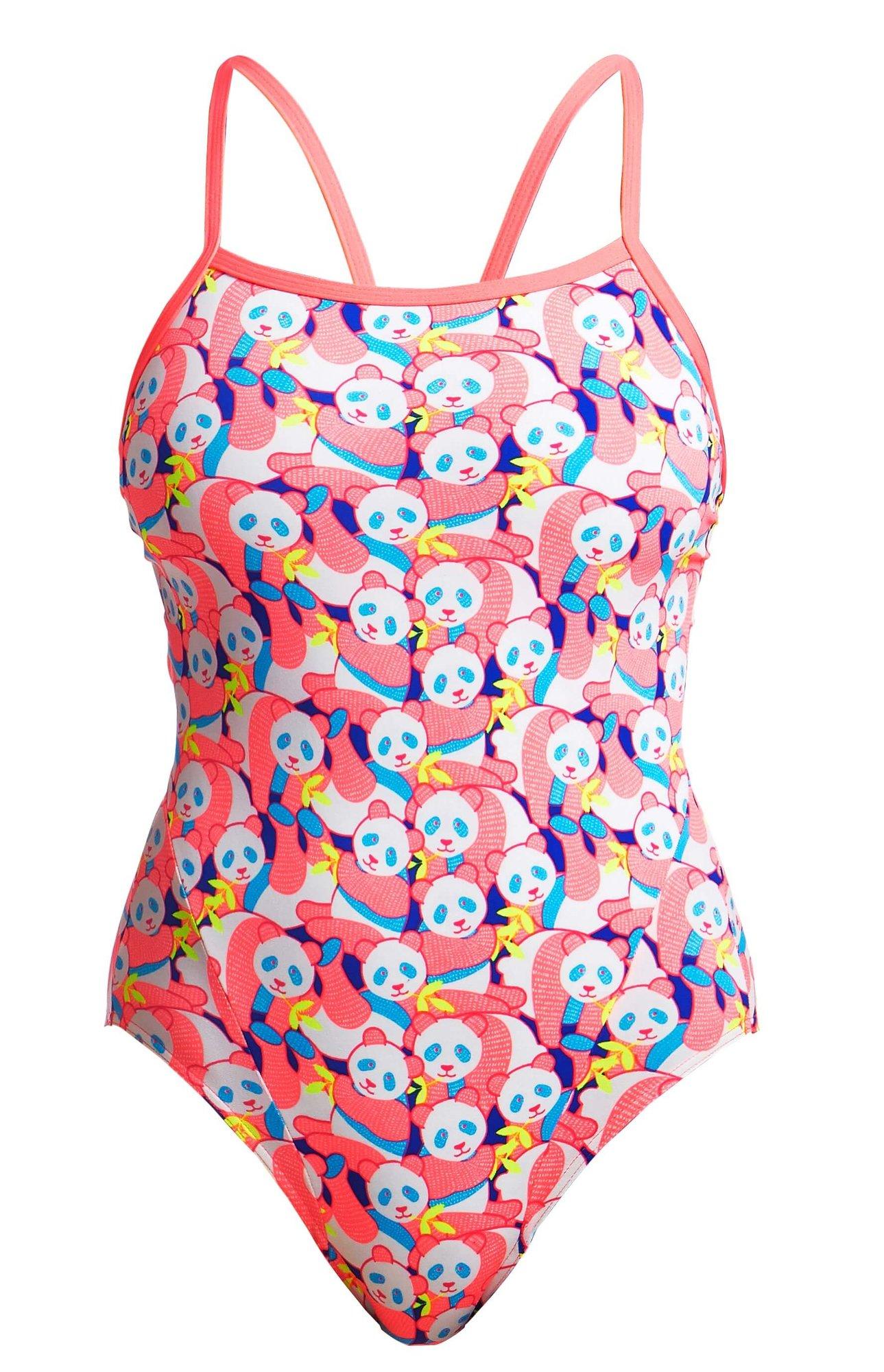 3bdfaf1e88f932 Funkita kostium kąpielowy Pink Panda | Klubben