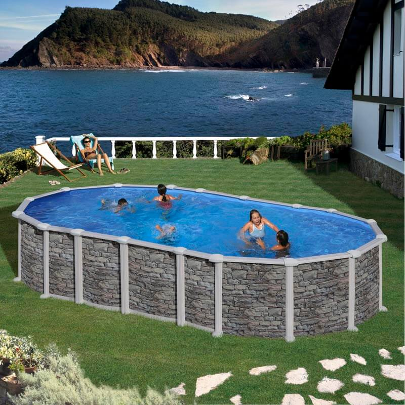 GRE Dream Pool Santorini basen owalny