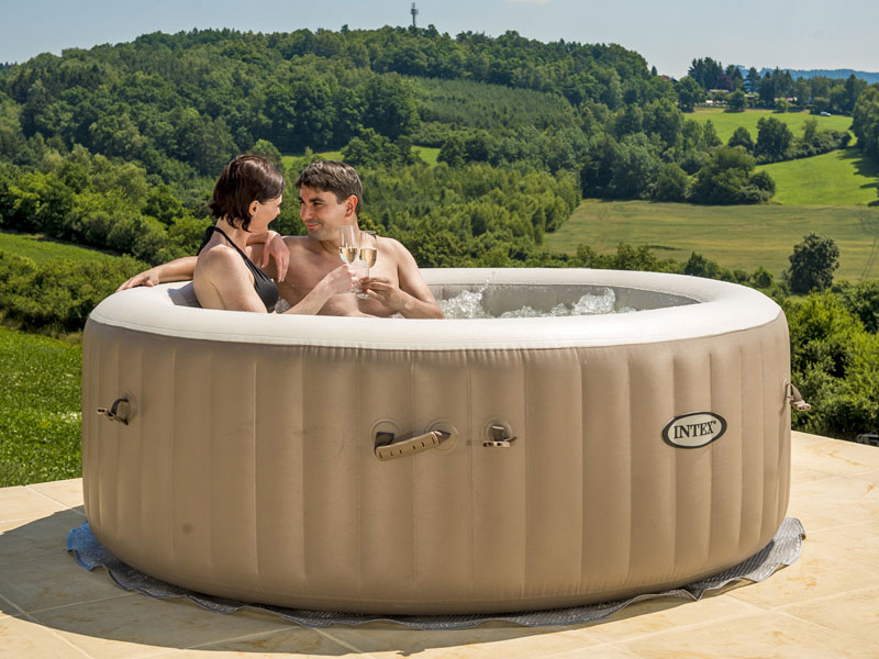 Jacuzzi dmuchane PureSpa Bubble HWS 800