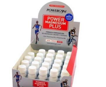 POWERGYM MAGNESIUM PLUS 15ML