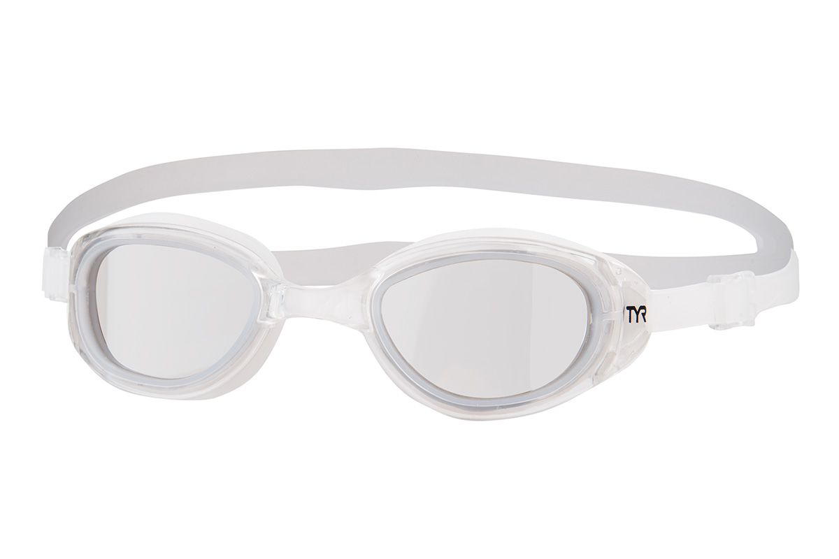 Tyr Okulary Special Ops 2.0 Polarized silver/clear