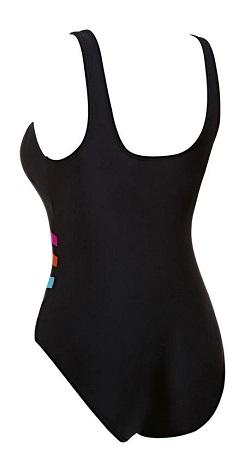 eb94602b2c3003 Jednoczęściowy strój kąpielowy Zoggs Sandon Scoopback Love | Klubben