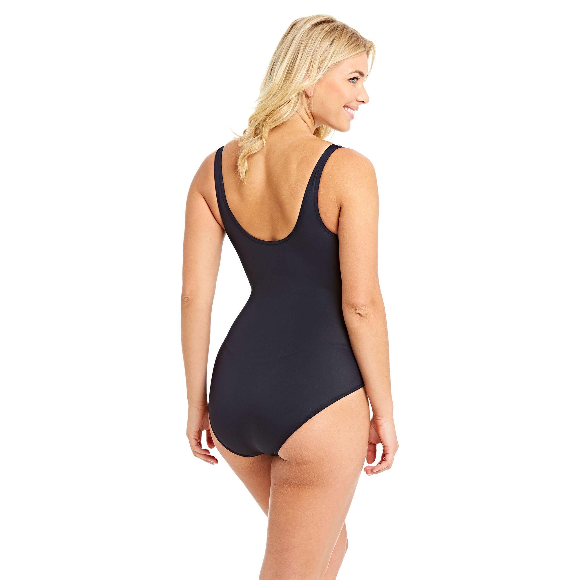 f61b405c9881ea wyszczuplający strój kąpielowy Zoggs Latino Love | Klubben