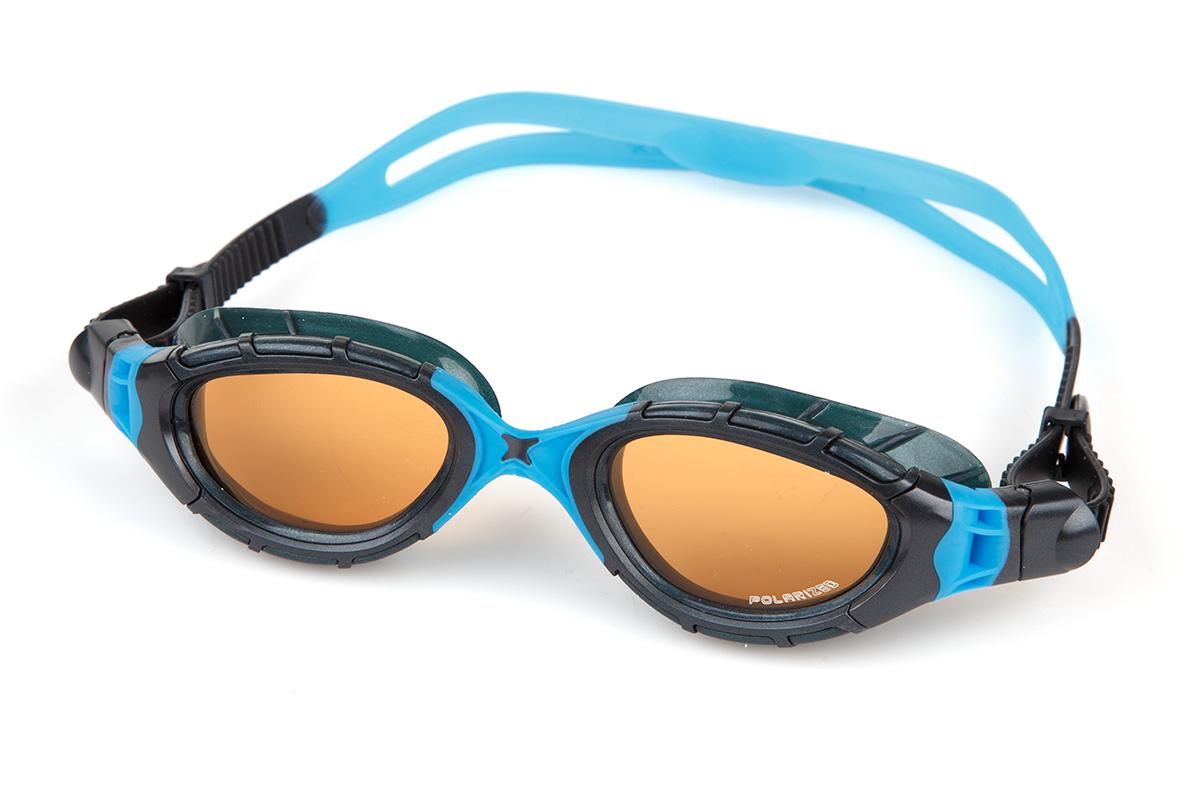 Okulary do pływania na wodach otwartych Zoggs Predator Flex
