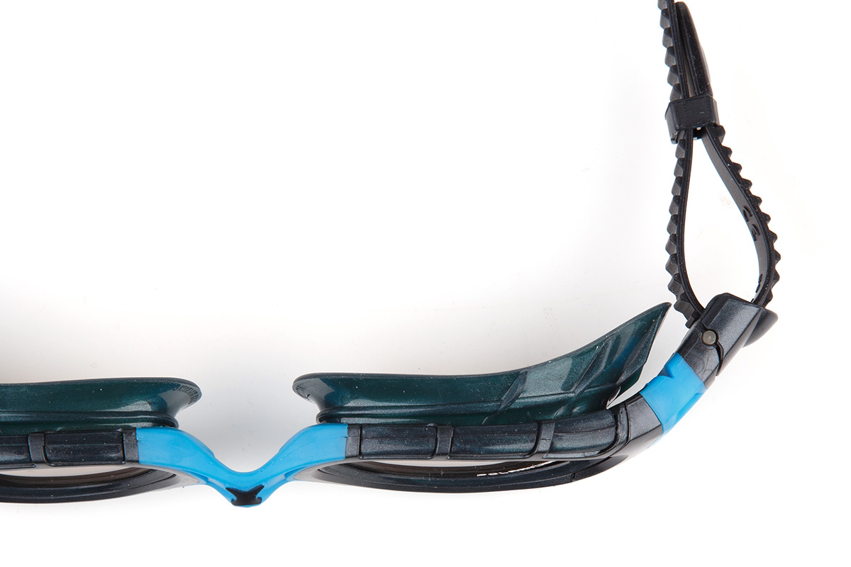 Zestaw Predator Flex Polarized Ultra Blue + movigo